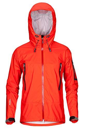 Preisvergleich Produktbild Milo Funktionsjacke Kemo Unisex orange / rot S