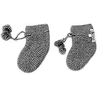 100% Kaschmir Baby Booties Socke