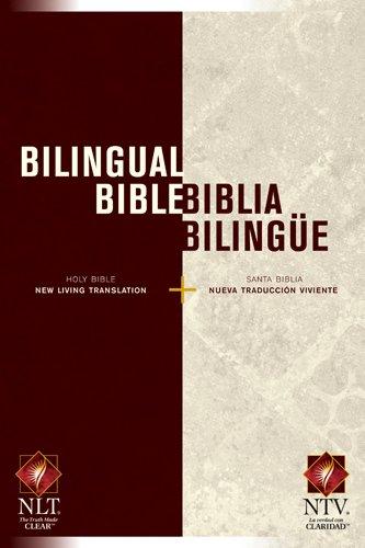 Holy Bible / Santa Biblia: New Living Translation / Nueva Traduccion Viviente (Parallel Bible)