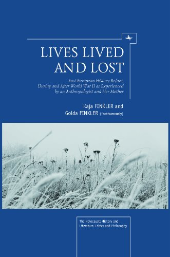 Lives Lived and Lost (The Holocaust: History and Literature, Ethics and Philosophy)