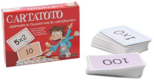 Cayro - Cartatoto multiplicaciones (410010)