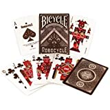 Unique Bicycle Robocycle Collectable Playing Cards (Colors May Vary) w/ a robot theme - Made in USA Jouets, Jeux, Enfant, Peu, Nourrisson