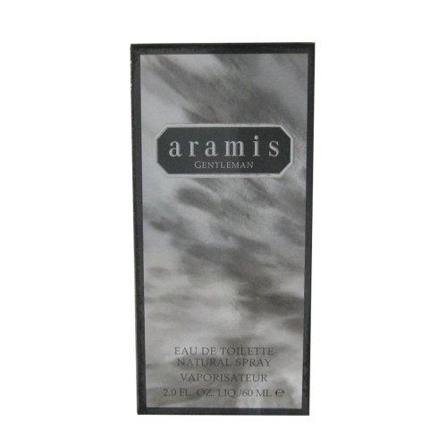 Aramis, Gentleman, Eau de Toilette da uomo con vaporizzatore, 60 ml