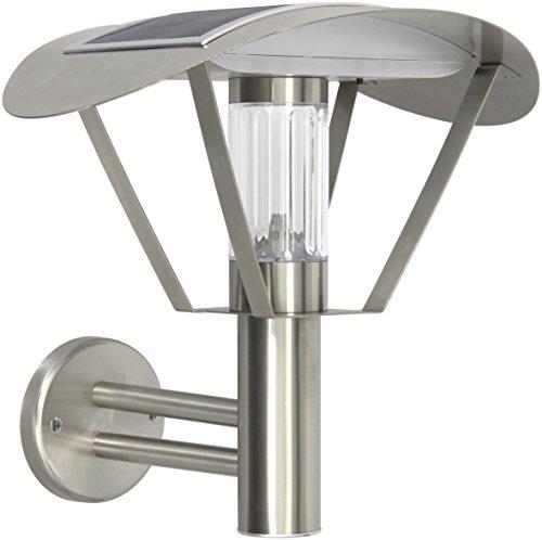 Ranex 10.004.54 Neptune Potelet Solaire LED de Jardin à Haut Lumen