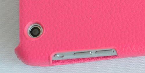 Cover Fait Etui 6 2 cuir Version en Tablette 2014 iPad veille Pour Smart ipad veille iPad6 passer Coque Housse sortir air votre 2015 inShang mode mode du iPad Support Rose PU automatiquement et Avec qv7zU