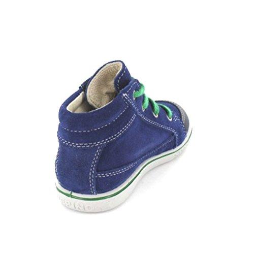 RICOSTA ROLI 2527300/163 Babys Bottes Bleu