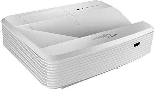 Optoma GT5000+ 1080p Full HD Ultra Short Throw Home Entertainment Projector - White