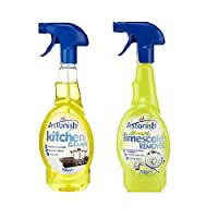 Astonish Limescale Remover and Kitchen Cleaner Combo