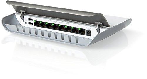 Netgear GS908E-100PES - Switch Red Signature Smart