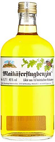 Wünnenberger Kräutermanufaktur Maikäferflugbenzin Kräuterlikör (1 x 0.7 l)