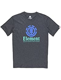 T-shirt Element ~ charbon Vertical