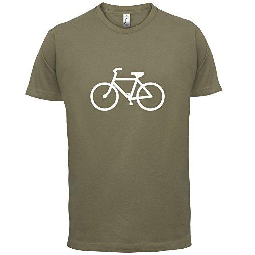Bicycle - Herren T-Shirt - 13 Farben Khaki