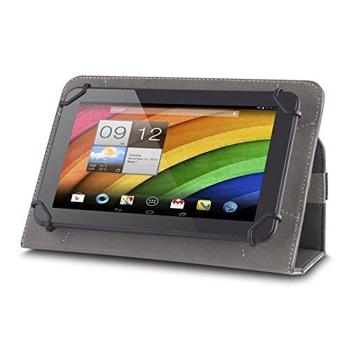Tablet PC Tasche für Allview Viva H1001 LTE 10.1 Zoll 25,7cm Etui Schutzhülle Case Cover schwarz