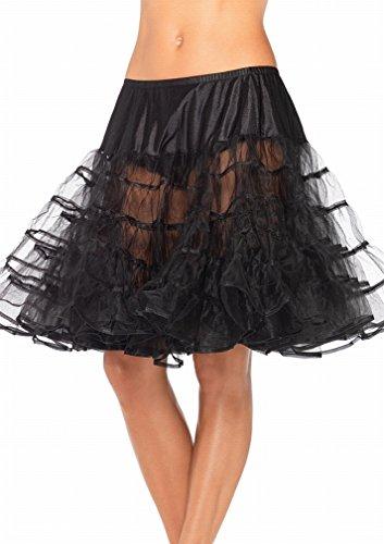 Preisvergleich Produktbild Unterrock Petticoat Schwarz (DS74) One Size