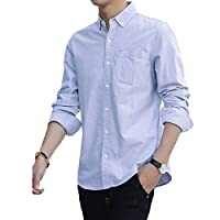 Cloudstyle Shirts For Men, Grey XXL