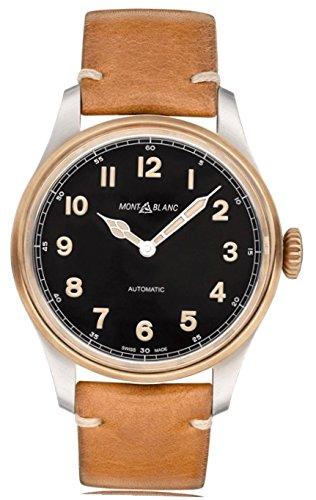MONTBLANC WATCHES MONTBLANC WATCH Mod. 1858 AUTOMATIC 44mm