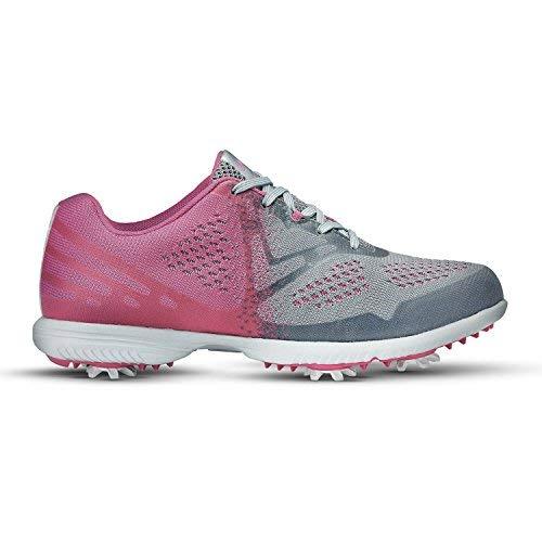 Callaway 38W631, Damen Golfschuhe 38 Rosa (Pink/Grey)
