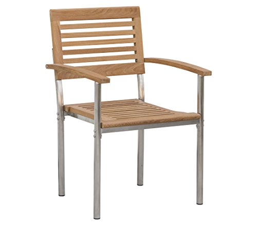 Dehner 1675420 Teak Sessel Stuhle Strandkorbe Gunstige Angebote