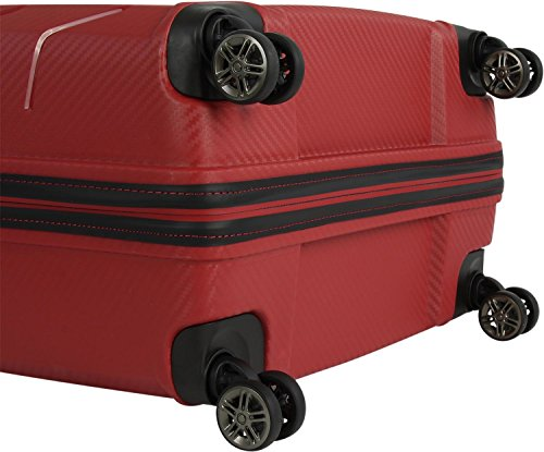 Franky Travel 4-Rad Trolley-Set 3tlg PP9 petrol - 6