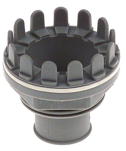 Válvula de desagüe Jemi para lavavajillas GS 19