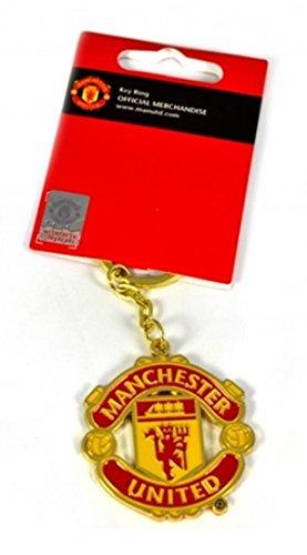 Man Utd Crest Key