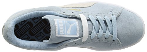 Puma Suede Classic Wn's Damen Sneakers Blau (cool blue-white 34)