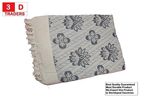 3D solapuri chadar blanket , solapuri chadar cotton , solapur blanket  available at amazon for Rs.990