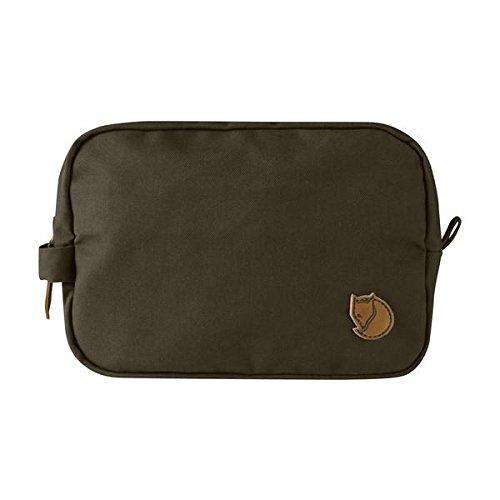 Fjällräven Gear Bag Werkzeugtasche Unisex, Grün (Dark Olive), 20 x 14 x 7 cm (Center Gear)