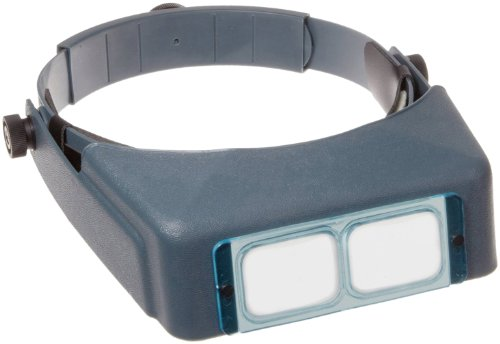 Donegan Optivisor Stirnbandlupe, Without Lensplate, 1