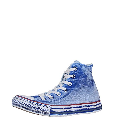 All Star Hi Canvas LTD Unisex Blu