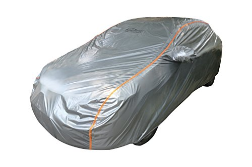 Autofurnish Acho Car Body Cover For Hyundai Grand i10 - Acho Silver  available at amazon for Rs.1371