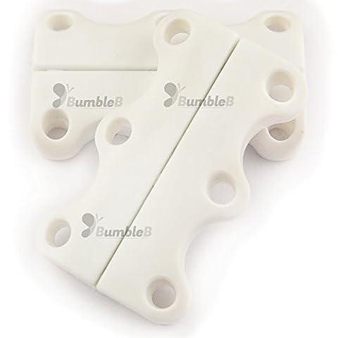 Magnetisch Schnürsenkel Schließungen Hände frei Einfache Abnutzung Komfortschuh Verschluss Praktisch
