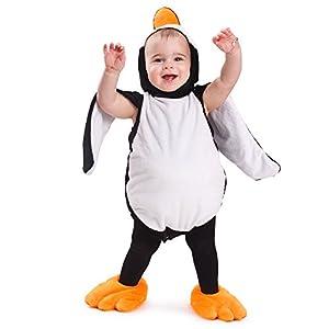 Dress up America- Disfraz Infantil, Diseño de Ping, Color Blanco, 0-6 Meses (871-0-6)