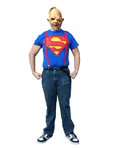 Goonies Costume, Mens Sloth Outfit, Large, Chest 42 - 44
