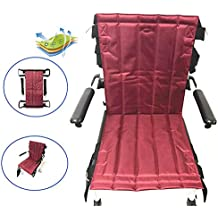 Plegable Oxford silla de ruedas transferencia asiento de cuerpo completo médico levantamiento sling deslizamiento transferencia de