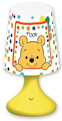 Joy Toy 68024 Figuren & Charactere Winnie Pooh Baby LED Mini ()