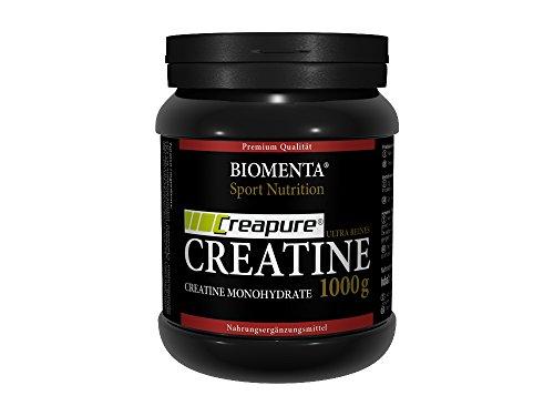 Biomenta Kreatin Creapure – 1 Jahreskur
