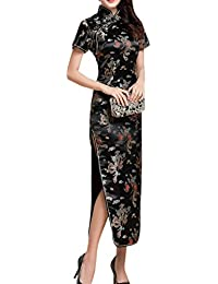 Vestidos de fiesta estilo kimono