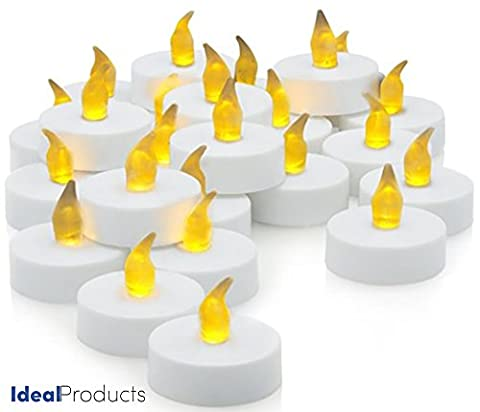 Ideal Products Box of 24 LED candles (+6 for free)
