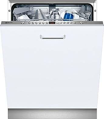 Neff S71N65X4EU Entièrement intégré 13places A++ lave-vaisselle - Lave-vaisselles (Entièrement intégré, Acier inoxydable, boutons, Acier inoxydable, 13 places, 44 dB)