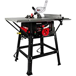 """ParkerBrand 10"""" High Power 5000RPM Table Saw"""
