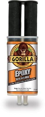 Gorilla 25ml Epoxy : everything £5 (or less!)