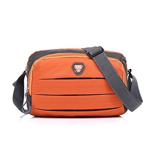 Coreano Borsa Sport Fashion/borsa a tracolla/pacchetto diagonale/pacchetto tempo libero Ms./Uomini e donne pacchetto-F B