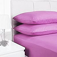 "Extra Deep Fitted Sheets 16""/40CM Deep 15 Colours"