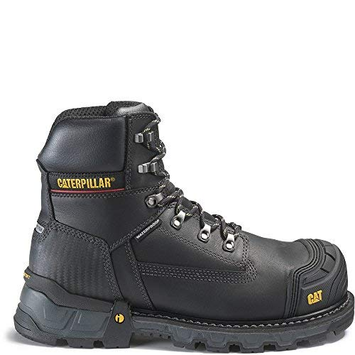 "Caterpillar Excavator XL 6"" Waterproof Composite Toe Work Boot Men"