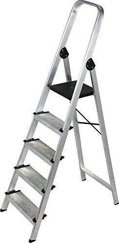 Arcama EA05 - Escalera domestica (12 cm, 5 peldaños, EN131)
