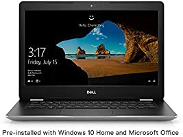 Dell Inspiron 3480 14-inch Thin & Light Laptop (8th Gen Intel Core i5-8265U/8GB/1TB HDD/Window 10 Home + MS Office/Intel...