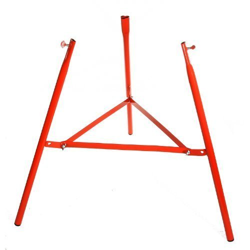 MageFesa Reinforced Paella Burner Tripod - 3 PCS. (RED) by Magefesa