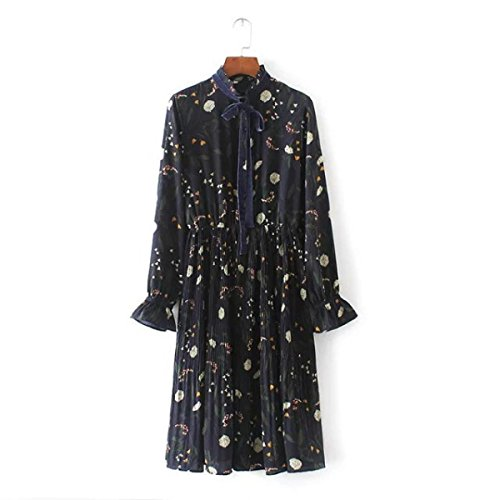 vestido-floral-de-cuello-de-terciopelo-sra-chun-xia-yili-meiziwangblue-l