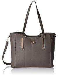 Lavie IBOGAINE Women's Handbag (Grey)